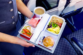 Can you ask for a second inflight meal on a plane?