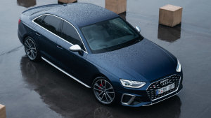 The Audi S4 is beautifully built and generously appointed.