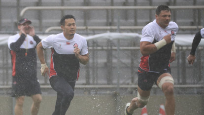 Hell or high water: Scotland and Japan determined to play thriller