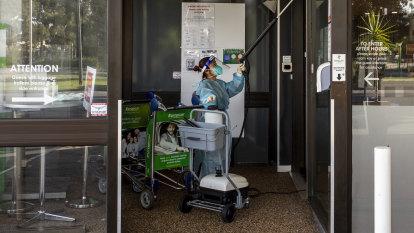 Coronavirus cases in quarantine jumped 46 per cent in weeks before India flight ban