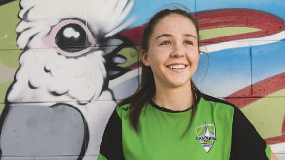 The best W-League player you've never heard of