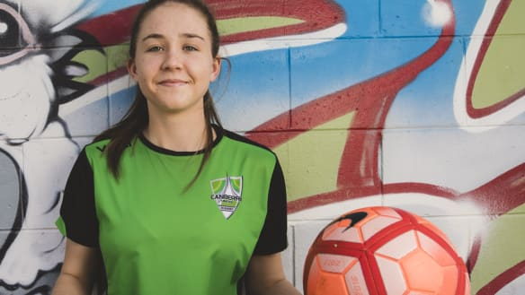 Canberra United sign four locals on eve of W-League season