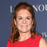 Duchess of York dives into royal romance – but this time on the page