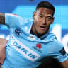 Sponsors could yet derail Reds' play for Israel Folau