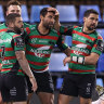 Walker's on as South Sydney five-eighth brushes off Origin snub to torch Cowboys