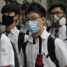 Beijing's Hong Kong warning: 'Let no one escape the sword of the law'