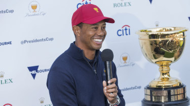 Tiger Woods mad a comeback to golf as well as the rich list.
