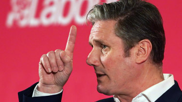 New Labour leader Sir Keir Starmer has pledged to restore the trust of the Jewish community.