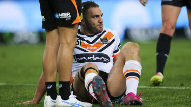 """""""I'll do everything I can to try and defy the odds"""": Robbie Farah."""