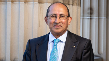 Former DFAT Secretary Peter Varghese wrote a major report on India for the government last year.