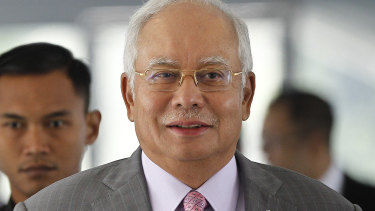 Fake news: PM Najib Razak bans it.