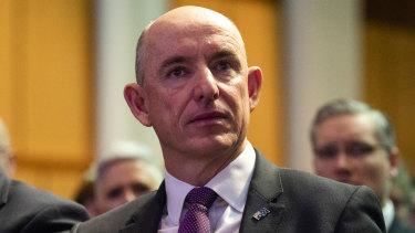 National Disability Insurance Scheme Minister Stuart Robert will address the National Press Club on Thursday.