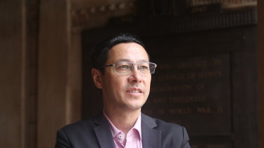 City of Sydney Liberal councillor Craig Chung has bowed out of the mayoral race.