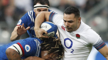 Former England and South Sydney NRL star Ben Te'o is headed for Japan.