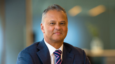 UniSuper chief investment officer John Pearce is expected to announce changes to the fund's climate policy this week.
