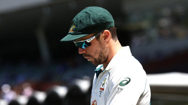 Travis Head has been dropped from the Test side.