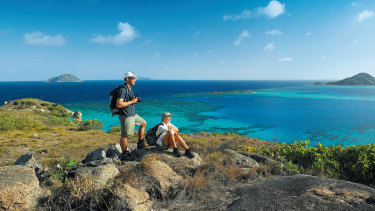 Cash will be splashed to lure the tourist dollar to Queensland.