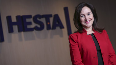 HESTA super chief executive Debby Blakey says few budget measures improved much-needed financial security for women in retirement.
