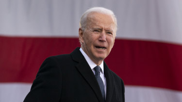 Joe Biden's long experience in Washington will stand him in good stead.
