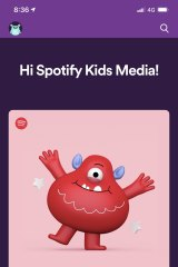 Parents no longer have to share the same Spotify account with their children.