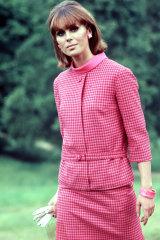 Modelling in 1970.