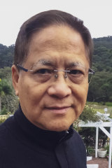 Author Andrew Kwong