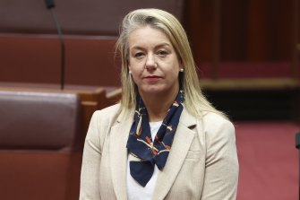 Senator Bridget McKenzie resigned as sports minister after a report found she had not declared her membership of a club that received a grant.