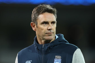 Brad Fittler is a fan of the NRL crackdown on contact to the head.