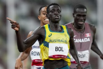 Bol ends 53-year Aussie drought; Starc misses medals for high jump