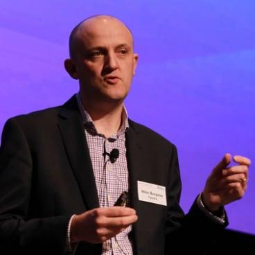 Australian Signals Directorate boss Mike Burgess.