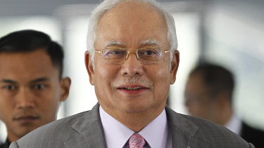 Fake news: PM Najib Razak bans it.