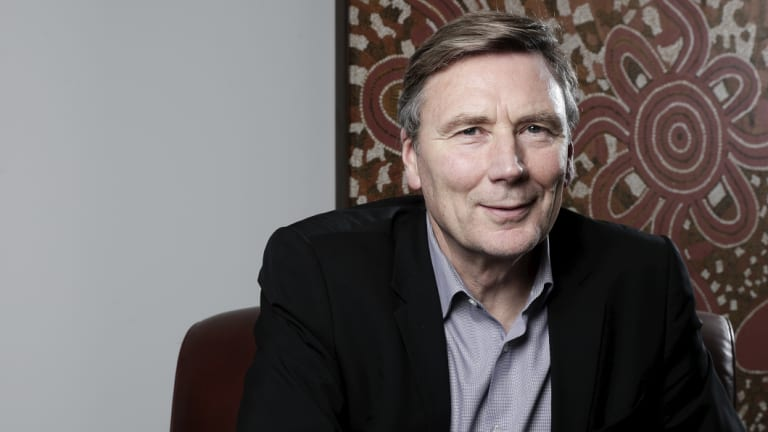 David Thodey says the Australian public service isn't broken, but a review is needed to look at how it will serve in the future.
