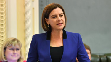Opposition leader Deb Frecklington said the emergence of a second, very similar case proves there needs to be a Crime and Corruption Commission investigation.