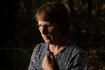 """""""When people hear what we earn, they are shocked"""": Aged care worker Josie Peacock."""
