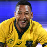 Folau to sign multi-year deal as Ashley-Cooper eyes fourth World Cup