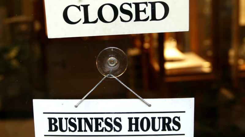 What will happen to WA's small businesses as the economy reopens?