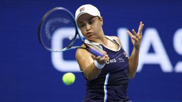 Wimbledon champion and world No.1 Ashleigh Barty's season is over.