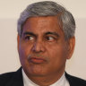Manohar to step down as ICC chairman