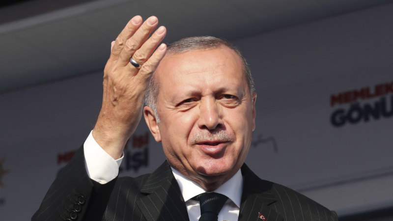 Sydney City News - Article : Erdogan invokes Gallipoli in