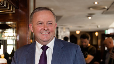 Anthony Albanese is the front runner for the leadership.