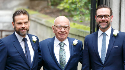 Don't get too excited - the new Murdoch documentary is a total bore