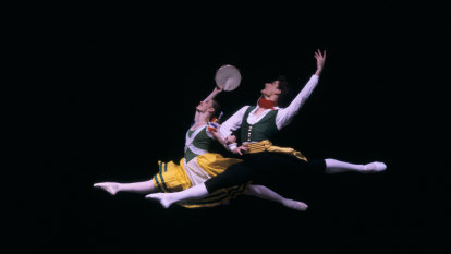 From principal dancer to artistic director: David McAllister reflects on a high-flying career