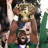 More World Cup heartache for Eddie as Springboks claim global crown