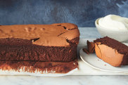Neil Perry's flourless chocolate cake