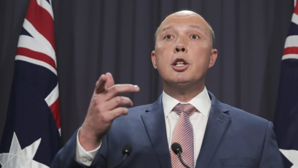 Spyware on phone fears as Dutton pushes new security laws