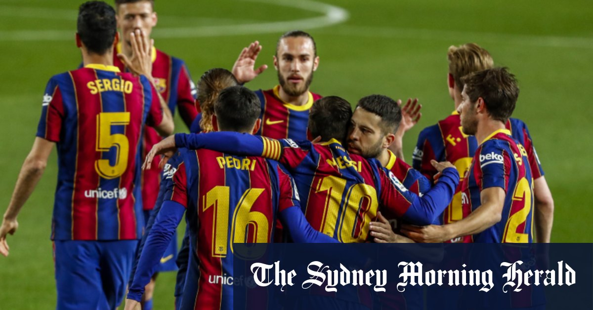 'Historic opportunity': Barcelona still committed to Super League despite implosion – Sydney Morning Herald