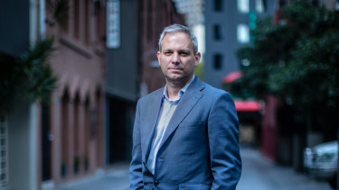 Brett Sutton, Victoria's chief health officer.