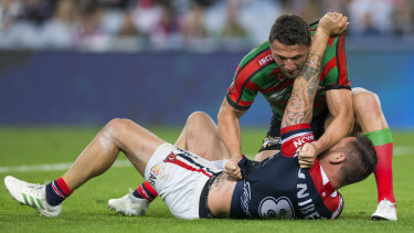 While Waerea-Hargreaves may avoid suspension, Burgess has little argument to aid his cause.