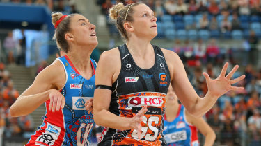 The Swifts and Giants are facing a total of 21 days in isolation.