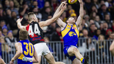 West Coast's Jeremy McGovern is considering heading to the AFL tribunal.